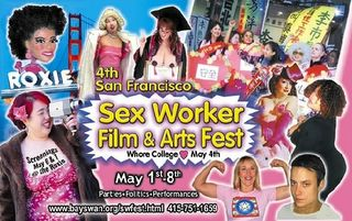 Sex Worker Film & Art Fest