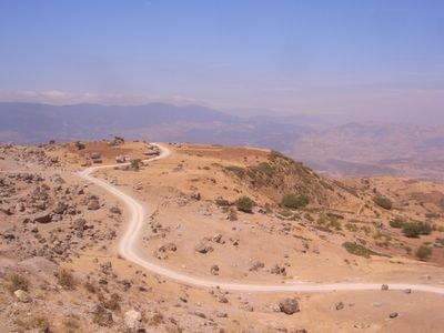 Trekking in Chaouen, Morocco