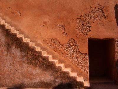Kasbah, Chaouen, Morocco