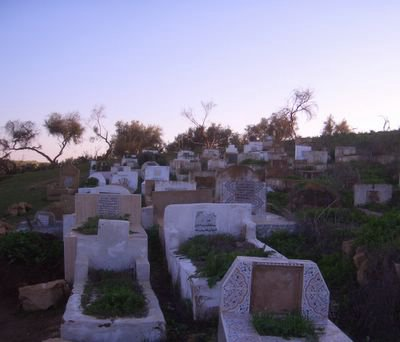 Graveyard Just Outside of Khemisset