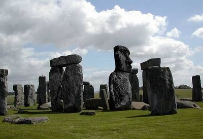 Pagan Festival: Stonehedge and Easter Island