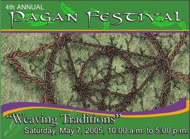4th Annual Pagan Festival