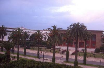 Parliament in Rabat, Morocco