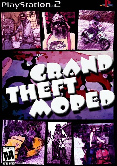 Grand Thief Moped