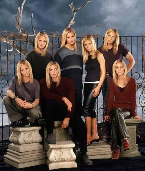Buffy and Co: Sarah Michelle Gellar