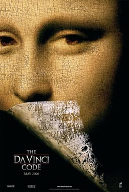 Movie Poster: Da Vinci Code