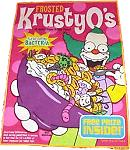 Frosted Krusty O's