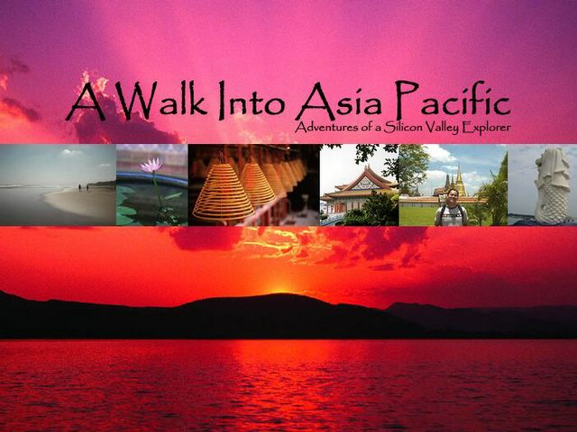 A Walkabout Into Asia-Pacific