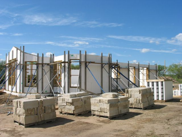 Insulating Concrete Formers