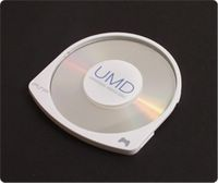Sony PSP UMD Mini disc