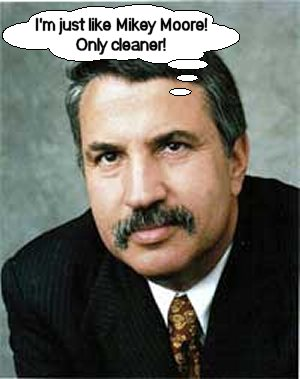 Bloviating Thomas L. Friedman