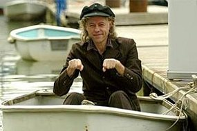 Bob Geldof up the proverbial creek