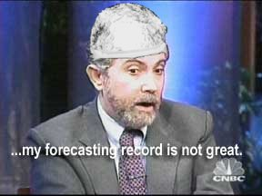Krugman - the loudest bark of all the moonbats