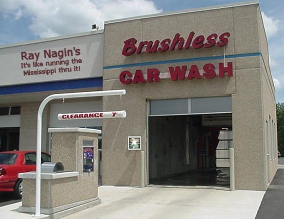 Ray Nagin Car Wash