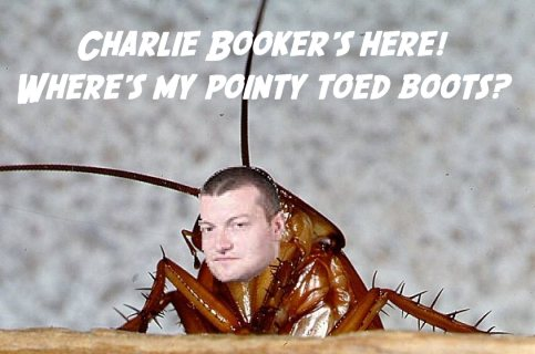 Charlie Booker Cockroach