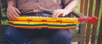 Lego-dulcimer