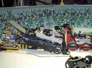 Lego Gladiator