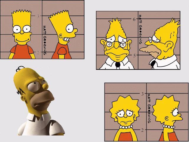 Look At This     Simpsons Wallpapers