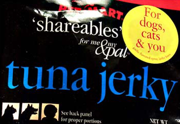 Tuna Jerkies