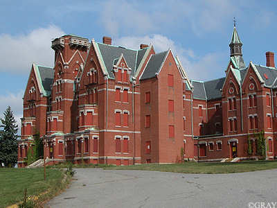 Danvers State Insane Asylum