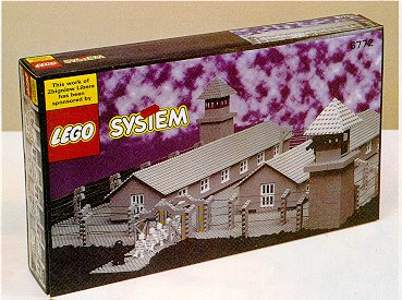 Lego concentration camp