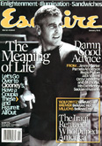 Mag Review: Esquire, 1/05