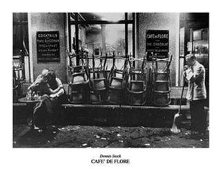 Cafe de Flore (Dennis Stock)