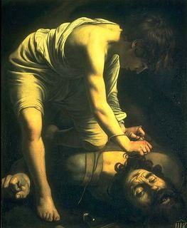 David vencedor de Goliat (Caravaggio)