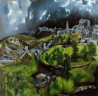Vista de Toledo (El Greco)