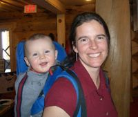 Chatter Creek Lodge Mama Isa and Leo