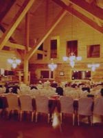 Dining hall at Chatter Creek