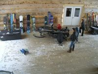 The Sled Shop at Chatter Creek