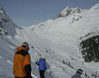 Spruce Pass Golf Course and Wonderland at Chatter Creek Cat Skiing