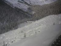 Home Run Cut Block on Lodge ridge at Chatter Creek