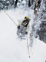 Ski Photography by Mark Gallup