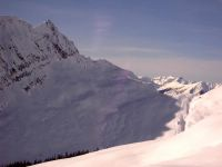 Spruce Pass at Chatter Creek Cat Skiing