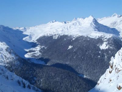 Lodge Ridge at Chatter Creek Cat Skiing
