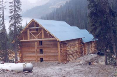 Solitude Lodge at Chatter Creek
