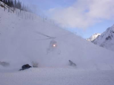 Snowcat Skiing at Chatter Creek