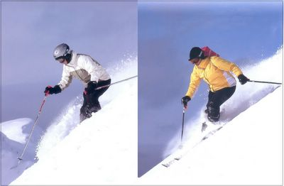 Ski Photography by John Dougall