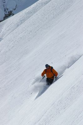 Ski Guides at Chatter Creek