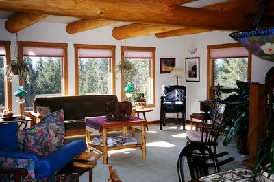 Kicking Horse Canyon Guest House