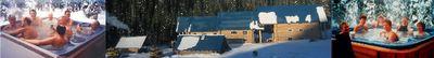 Lodge Life at Chatter Creek Snowcat Skiing