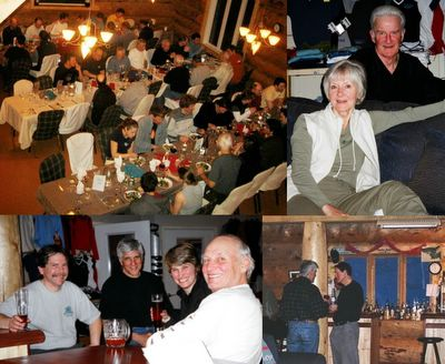 Vertebrae Lodge at Chatter Creek Cat Skiing