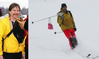 The Pink Purse and the Jay Peak Ski Patroller