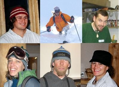 Chatter Creek Skiing and Lodge Staff