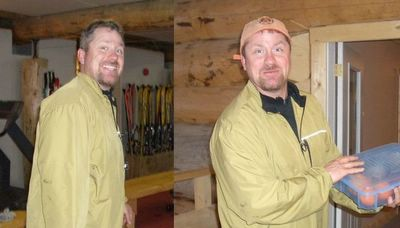 Chatter Creek assistant guide, Todd Nunn