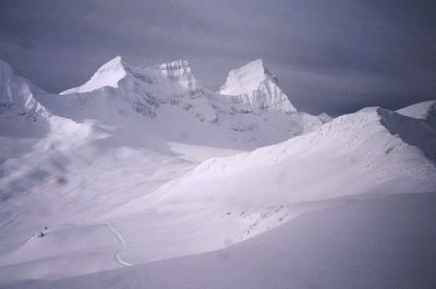 Cat Skiing Terrain at Chatter Creek