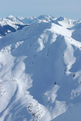 Ski Terrain at Chatter Creek