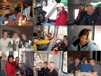 Snowcat Skiing and Lodge Life at Chatter Creek